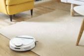 Robotstøvsuger i hjemmet