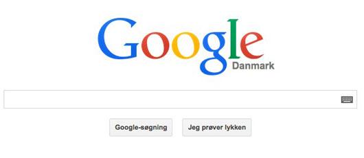 Tips til sikker søgning på  Google