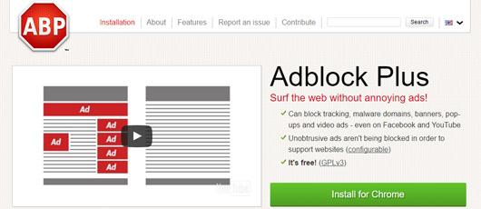 Ad-blocking kan narre dig