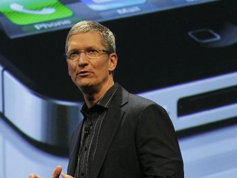 Apple stormer fremad