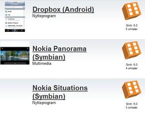 Nyttige apps til din smartphone