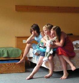 De skrøbelige unger