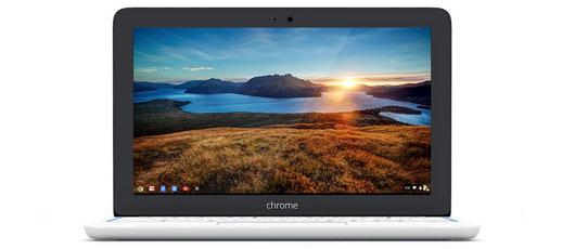 Chromebook til Danmark?
