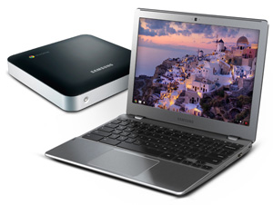 Chromebook og Chromebox