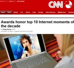 Ti store internet højdepunkter