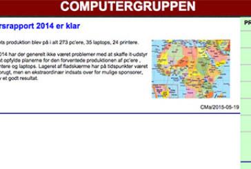 Computere til unge i ulande