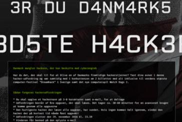 Danmarks bedste hacker