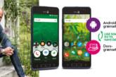 Smartphone til pensionister og efterlønnere