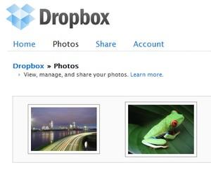 Dropbox – dokumenter overalt