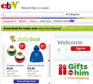 eBay – farvel?