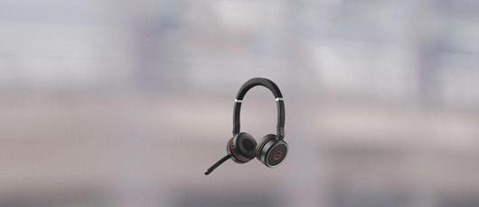 Evolve 75 – trådløst headset fra Jabra