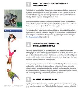 Facebook-guide til virksomheder