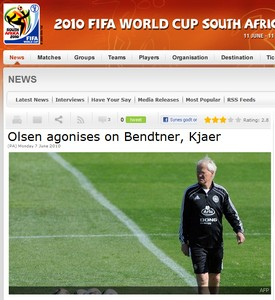 Venlige VM fodbold fredagslinks