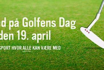 Så starter golf