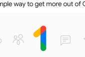 Mere plads med Google One