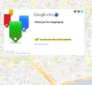 Gode tilbud med Google Offers