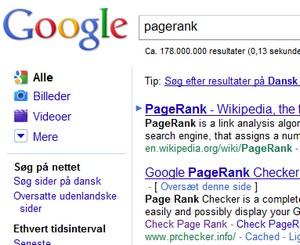 Google straffer tomt indhold