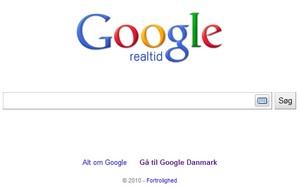 Twitter og Google