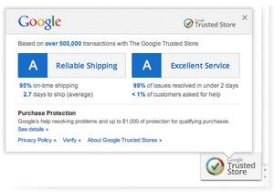 Troværdige e-shops