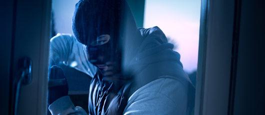 Beskyt dit hjem imod indbrud
