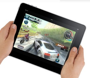 iPad 2 i hjemmet