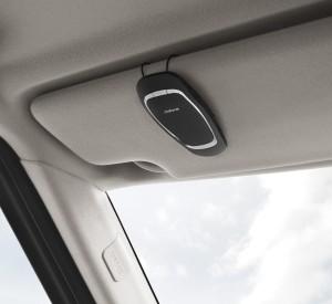 Trådløs håndfri samtale i bilen