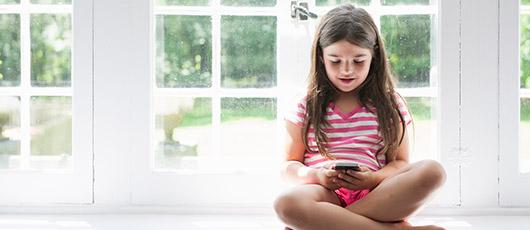 Børn på internettet