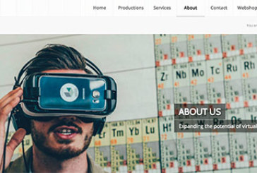 Tag på internettet med virtual reality
