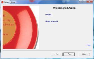 Lalarm