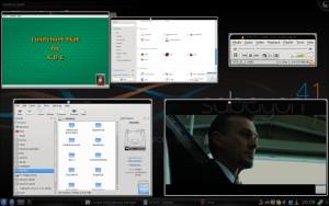 Linux i svingdøren
