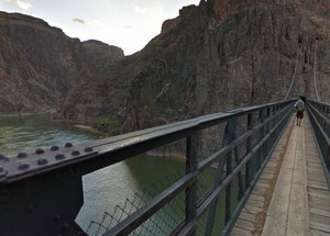 På tur i Grand Canyon
