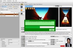 Database til film