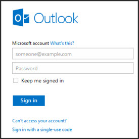 Microsofts nye mailtjeneste Outlook.com