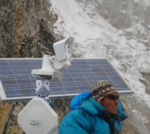 Verdens højeste live-kamera