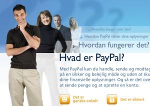 Hvad er PayPal?