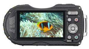 Vandtætte kameraer fra Pentax