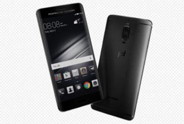 Smartphone fra Huawei og Porsche