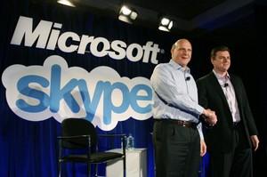 Det skal Skype bruges til