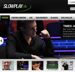 Poker på nettet – på dansk