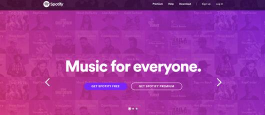 Musik på nettet