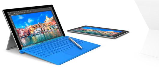 Surface Pro 4 ser fantastisk ud