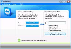 TeamViewer: nem fjernstyring af computere