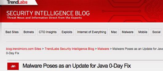 Java: Trussel til det hele!