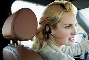 Bluetooth headset til smartphones