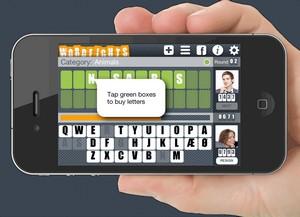 Dansk ordspil til smartphone