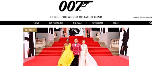 Fem 007ske fredagslinks