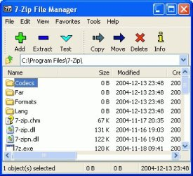 7-zip – et godt gratis pakkeprogram