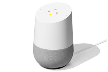 Google Home – welcome