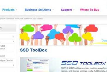 Gratis software til SSD