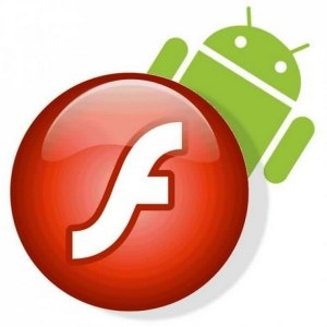 Ingen Flash i Android 4.1